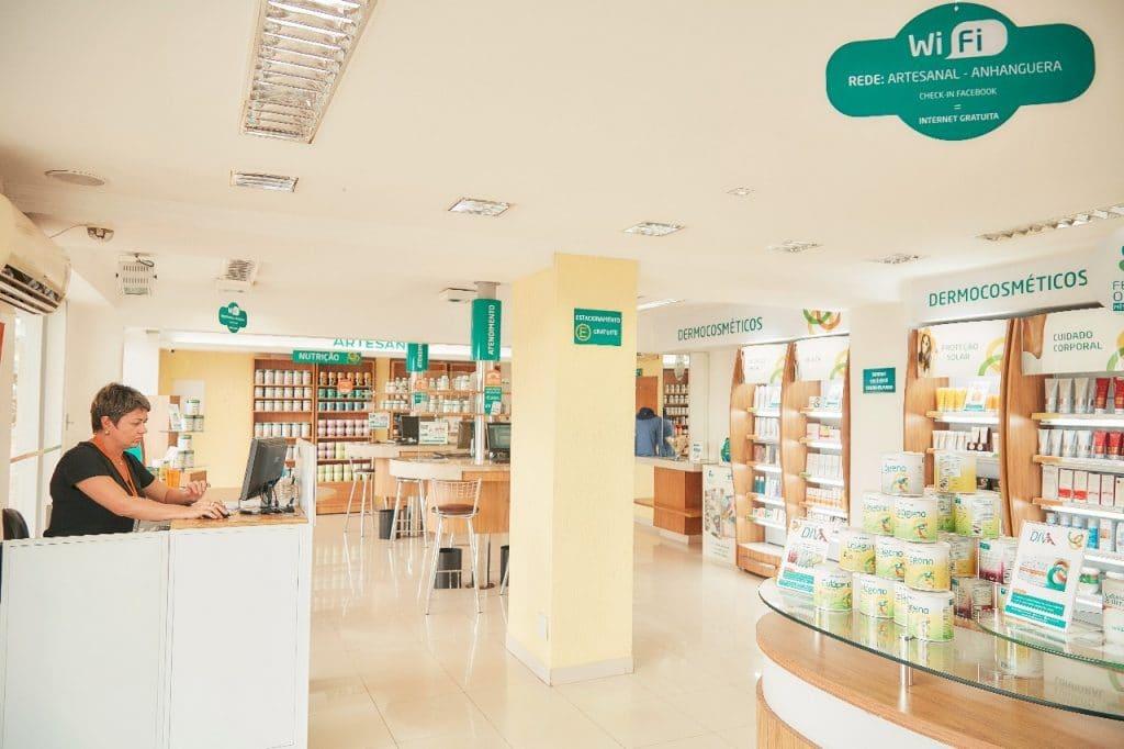 Farmácias podem ser negócios rentáveis