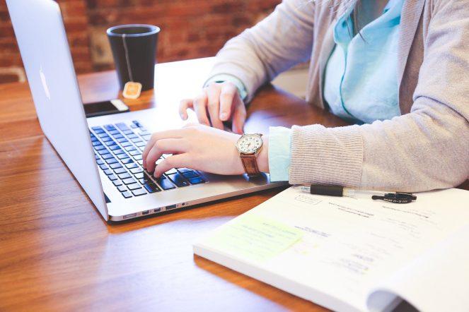 trabalhar online digitando